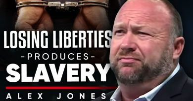 GIVING UP LIBERTIES FOR FREEDOM PRODUCES SLAVERY: Creating The Ritual Of Submission | Alex Jones