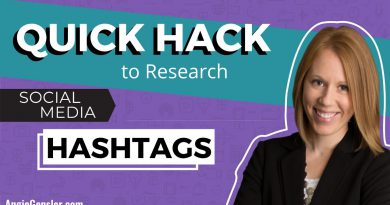 Hashtag Research Hack - Quick and Easy Method to Find Hashtags for Instagram and Social Media