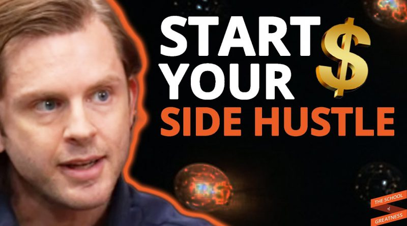 How To Make $1000 EXTRA Per Month (Start Your SIDE HUSTLE TODAY!)   Chris Guillebeau & Lewis Howes