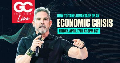 How To Take Advantage Of An Economic Crisis: Part 2 With Grant Cardone