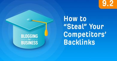 "How to ""Steal"" Your Competitors' Backlinks [9.2]"