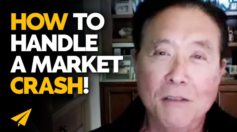 How to DEAL With the MARKET CRASH & Not Being Able to WORK! | #WithMe