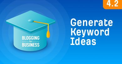 How to Generate Keyword Ideas with Keyword Research Tools [4.2]