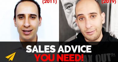 How to Get BETTER at SELLING & SELL Your DREAM to Others! | 2011 vs 2019 | #EvanVsEvan