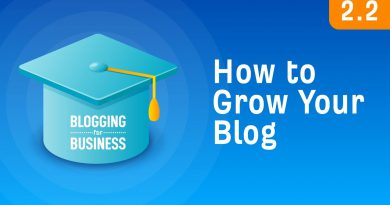 How to Grow Your Blog: Two Strategies That Work [2.2]