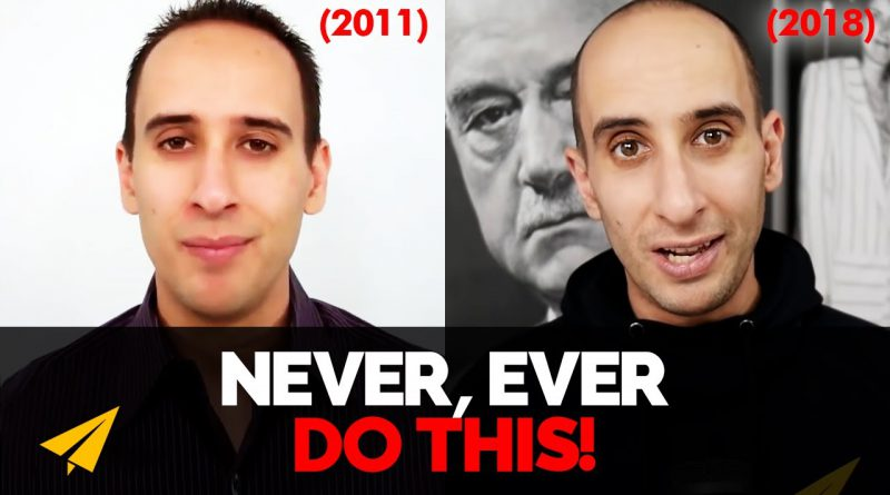 How to IMPROVE Yourself and Make a GOOD START With Your BUSINESS!   2011 vs 2018   #EvanVsEvan