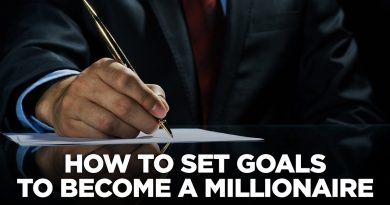 How to Set Goals to Become a Millionaire: Cardone Zone