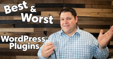 Most of Your WordPress Plugins are Worthless (Here are the Ones You Actually Need!)