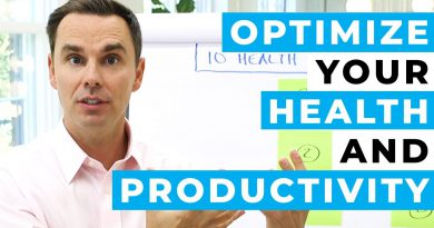 Optimize Your Health and Productivity