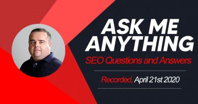 SEO Questions & Answers, Answers to Digital Marketing Questions