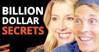 Self Made BILLION DOLLAR Couple Shares THE SECRET To Success & Happiness|Sara Blakely & Jesse Itzler