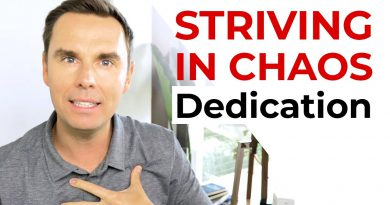 Striving in Chaos: Dedication (featuring Jenna Kutcher)