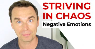 Striving in Chaos: Negative Emotions