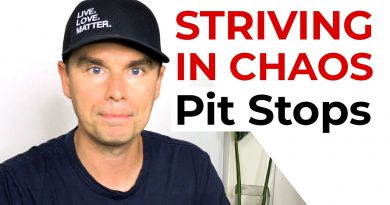 Striving in Chaos: Pit Stops