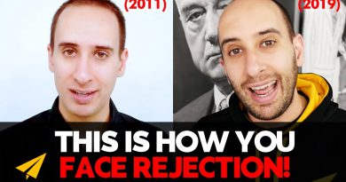 THIS is How You DEAL With REJECTION in SALES & LIFE! | 2011 vs 2019 | #EvanVsEvan