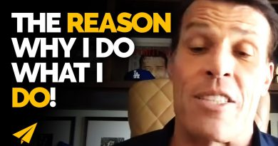 THIS is What Makes Me SUPER EFFECTIVE! | Tony Robbins | #Entspresso