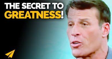 The #1 THING That PREVENTS You From UNLOCKING Your POTENTIAL! | Tony Robbins | #Entspresso