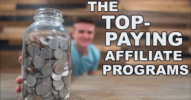 These are the Top-Paying Affiliate Programs for Bloggers (5 Industries for 2020)