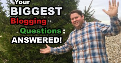 We Answer Bloggers' Biggest Questions From This Year