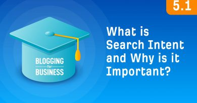 What is Search Intent and Why is it Important? [5.1]