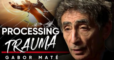 YOU CAN'T SEPARATE NATURE FROM SOCIETY: How To Deal With Your COVID-19 Stress & Trauma | Gabor Mate