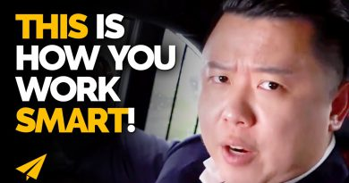You Can't ONLY WORK HARD... You NEED THIS Too! | Dan Lok | #Entspresso