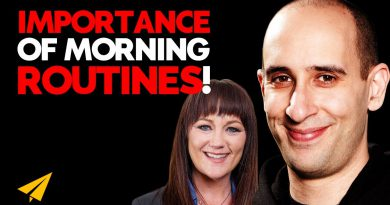 You NEED a Good MORNING ROUTINE if You Want to Be SUCCESSFUL! | #EvanInterviews
