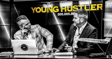 Young Hustlers with Grant Cardone at 12:30PM EST