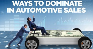 3 Ways To Dominate in Automotive Sales