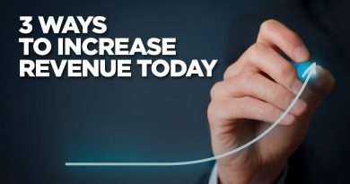 3 Ways To Increase Revenue Today - Young Hustlers LIVE at 12PM EST