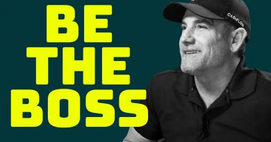 Are you a Boss - Grant Cardone