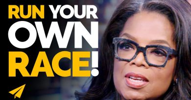 Become Your OWN Greatest COMPETITION! | Oprah Winfrey | #Entspresso