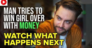 Before You Try To Impress Someone With Money, Watch This