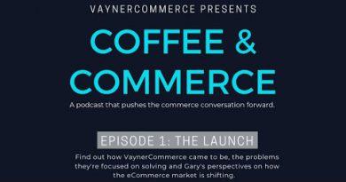 Coffee & Commerce Episode 1: The Launch | GaryVee, Ben, Robbie and Zubin