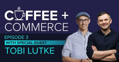 Coffee & Commerce Episode 3: The Gamechanger with Tobi Lutke