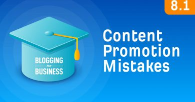 Content Promotion: 4 Common Beginner Mistakes [8.1]