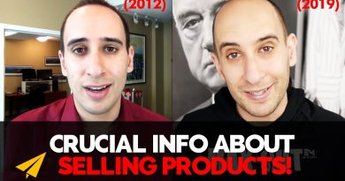 DECIDING What PRODUCT or SERVICE to SELL (& How to SELL THEM) | 2012 vs 2019 | #EvanVsEvan