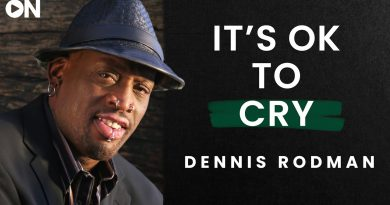 Dennis Rodman On Using Deep Pain To Bring Massive Change In Your Life