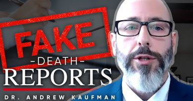 FAKE DEATH REPORTS: Why The People Who Don't Die Of COVID-19 Have It On Their Death Certificate