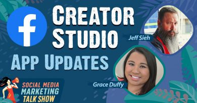 Facebook Updates Creator Studio