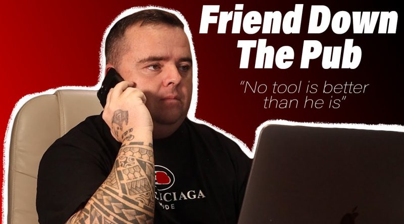 Friend down the pub who does SEO, or your BF or GF's cousin, Client Calls, Craig Campbell SEO