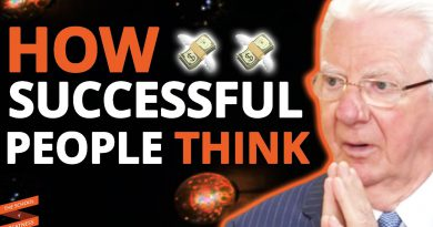 How SUCCESSFUL People THINK In Order To Create ABUNDANCE & WEALTH | Bob Proctor & Lewis Howes