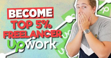 How To Become A Top 5% Freelancer on Upwork (Tutorial For Beginners)