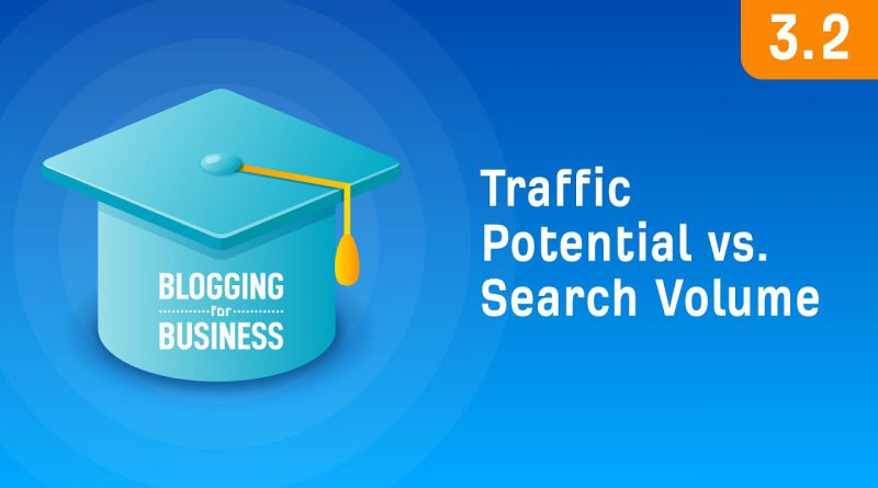 How To Determine The Traffic Potential of a Keyword [3.2]
