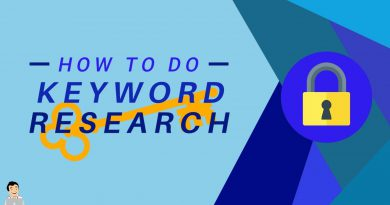 How To Do Keyword Research, Keyword Research for your Website by Craig Campbell SEO