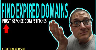 How To Find QUALITY Expired Domains