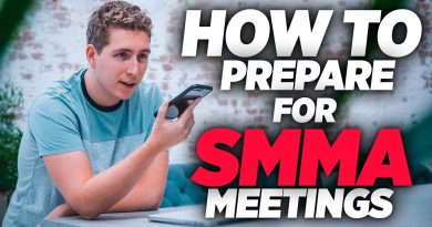 How To Prepare For SMMA Meetings (Step-By-Step Guide - Social Media Marketing Agency)