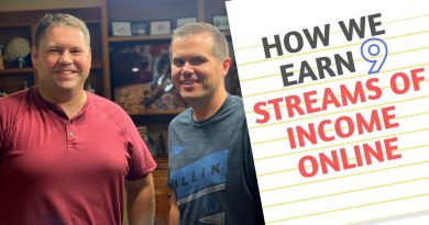 How We Grew 9 Streams of Income Before 40