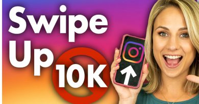 How to Add a Swipe Up Link to Instagram Stories Without 10K Followers (Detailed Walkthrough)