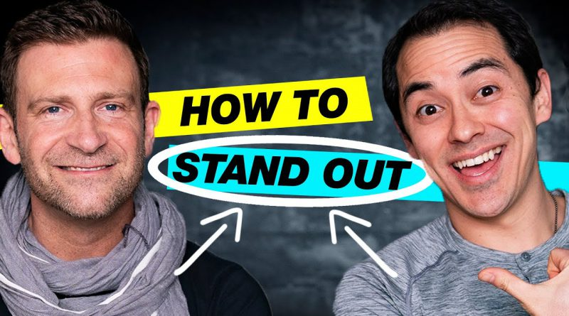 How to STAND OUT as a YouTube Creator and Discover YOUR Creative Calling with Chase Jarvis